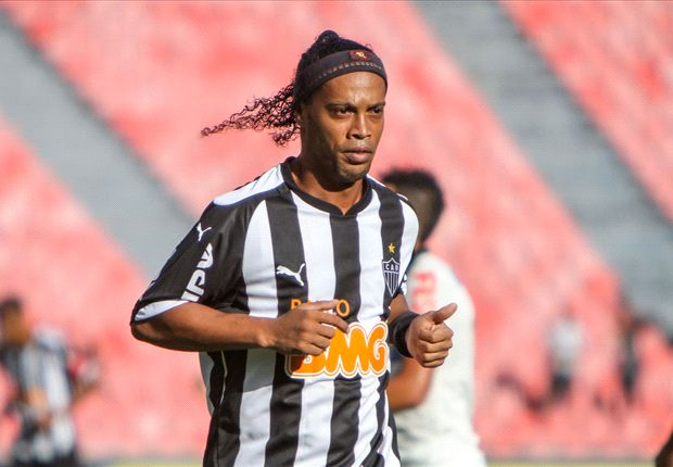 New York Red Bulls should sign Ronaldinho