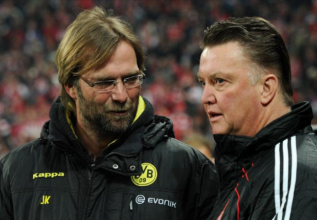 Poll of the Day: Who should replace Moyes: Klopp or Van Gaal?