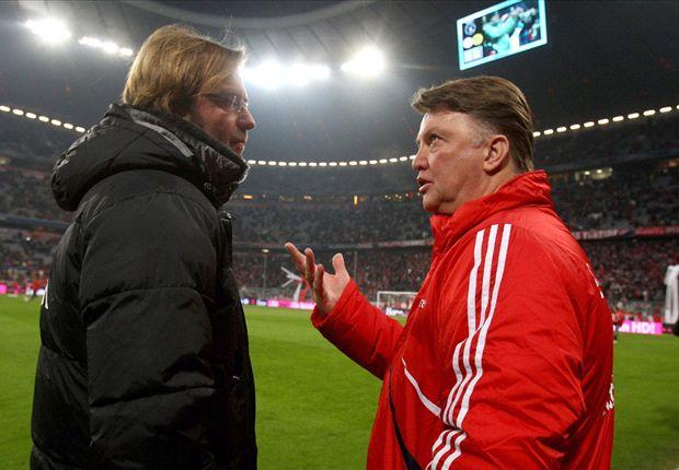 A van Gaal le gustaría entrenar al Manchester United