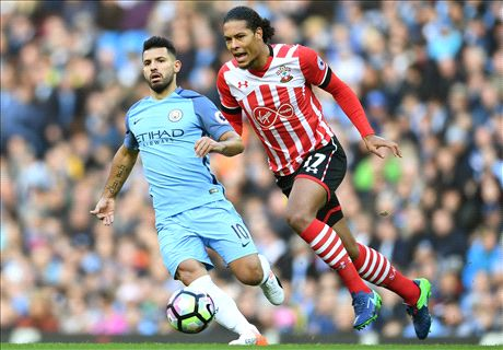 LIVE: Man City v Southampton