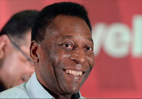Pele: Brazil's Beethoven won't be topped