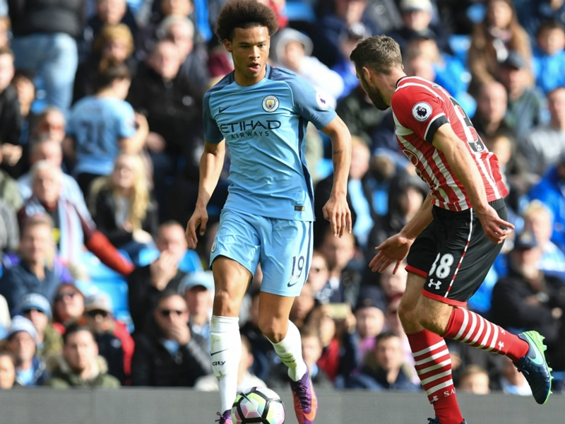 Manchester City-Southampton (1-1), City cale encore