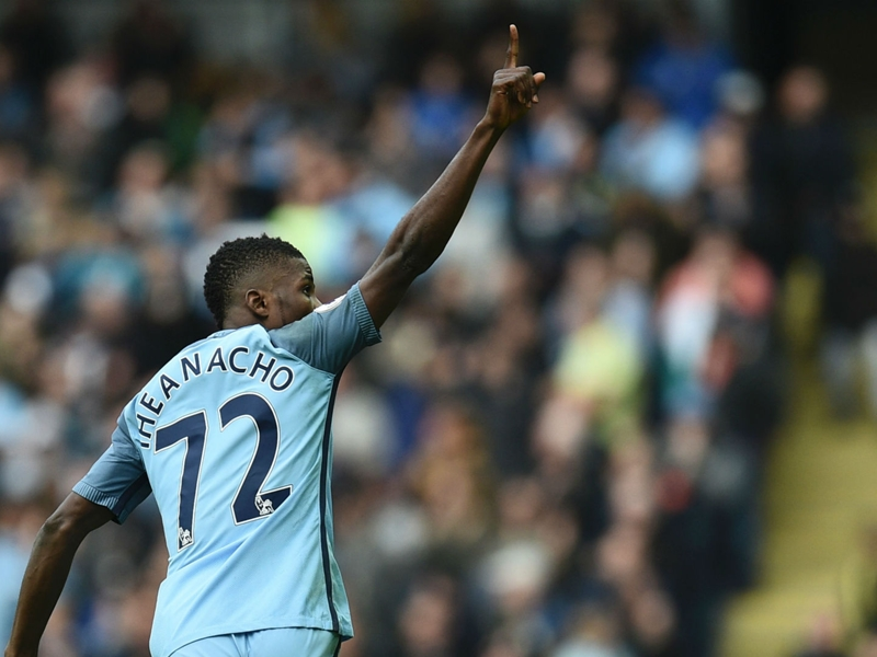 The time is now for Manchester City striker Kelechi Iheanacho to part with Pep Guardiola