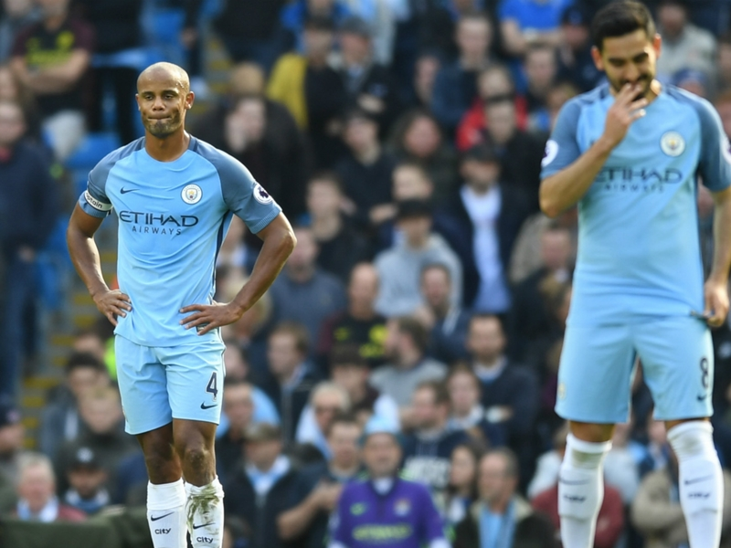 Des supporters de Manchester City ont vandalisé Old Trafford