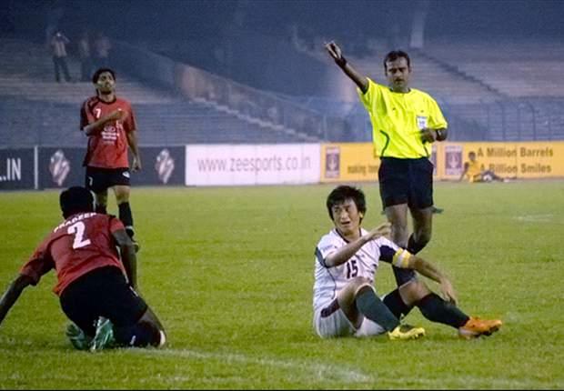 Mohun Bagan Red Card Bhaichung Bhutia For Six Months