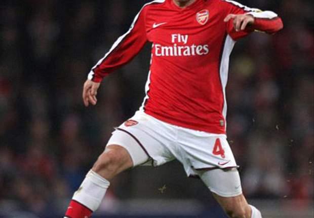 Fabregas Calls For Arsenal Caution