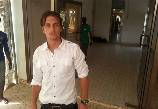 Swedish trainer Strand joins Ghana side Medeama