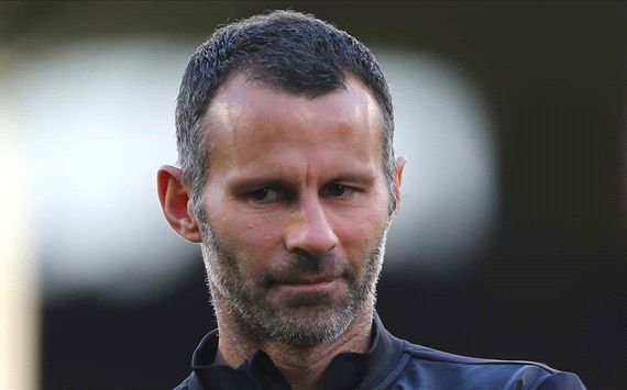 Ryan Giggs Manchester United English Premier League