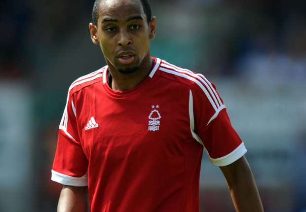 Nottingham Forest forward Dexter Blackstock