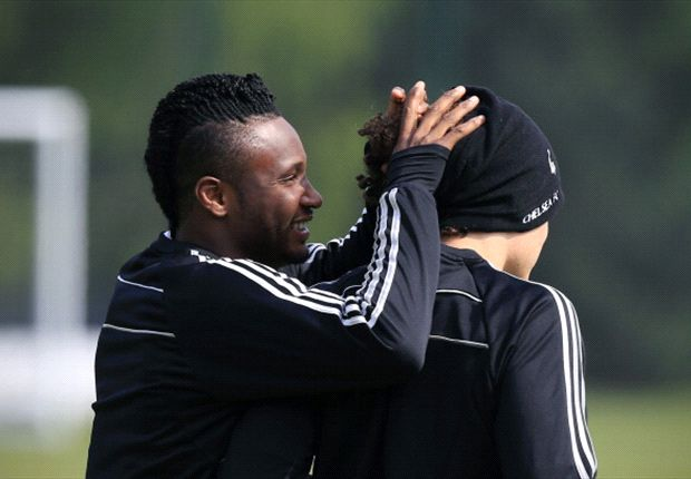 Birthday boy Mikel unveils new braided Mohawk against Atletico Madrid