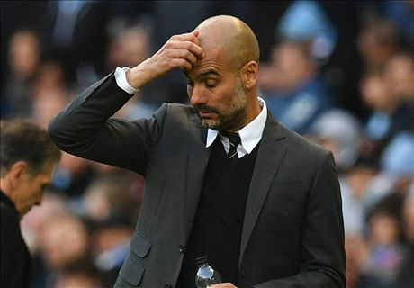 Man City have a problem Pep can't fix