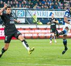 Heerenveen passeert PSV en staat derde