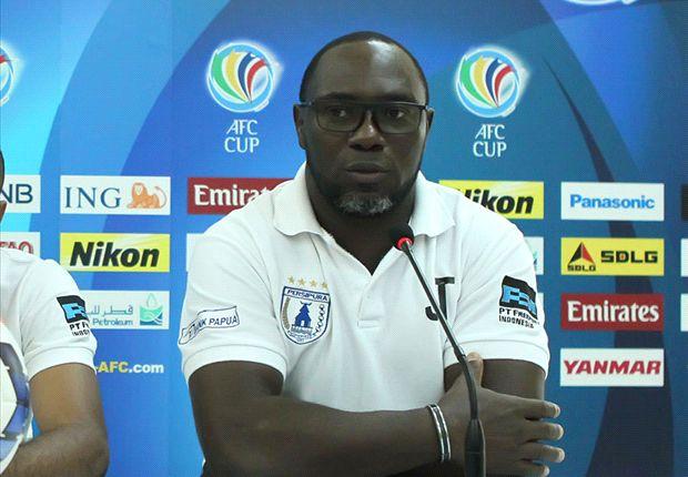 Jacksen F Tiago menyimpan keyakinan Persipura Jayapura bakal ke semi-final