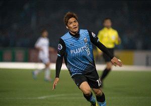 Yoshito Okubo mencetak dua gol ketika Kawasaki Frontale menundukkan Gamba Osaka