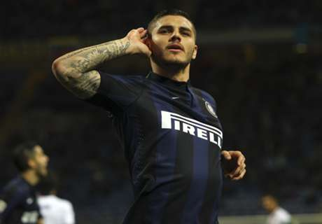 Icardi rumours inevitable, says agent