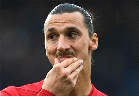 'Drop Ibrahimovic & bring back Rooney!'