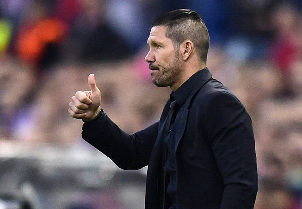 Simeone: 'Intense' draw favours Chelsea
