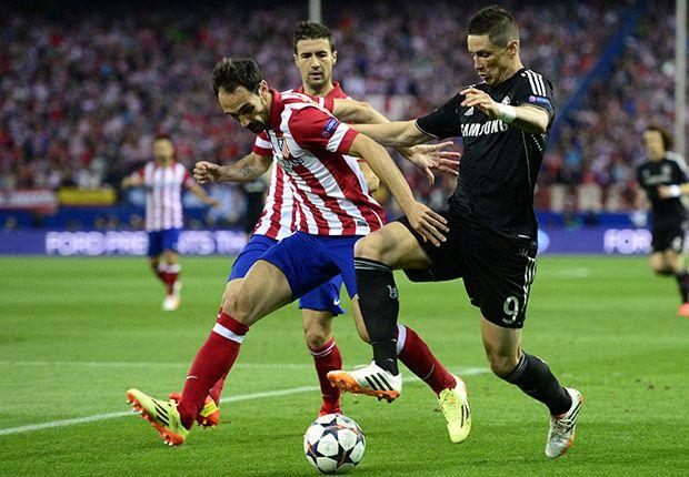 Laporan Pertandingan: Atletico Madrid 0-0 Chelsea