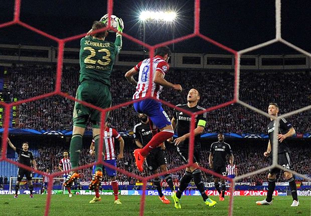 Schwarzer praises Chelsea 'determination' after Atletico draw