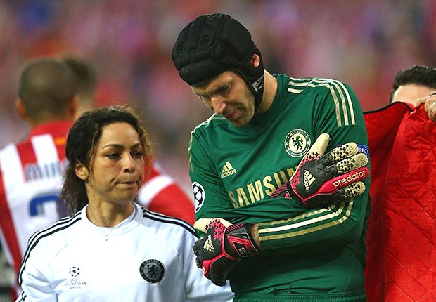 Video: Cech se pierde el resto de la temporada