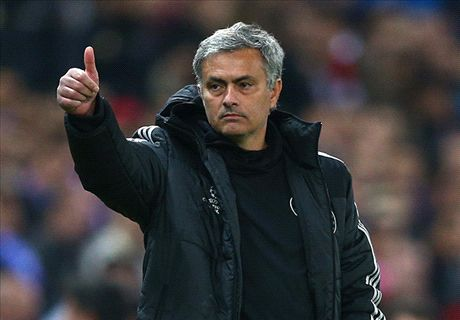 Mourinho leaves Chelsea on a knife edge