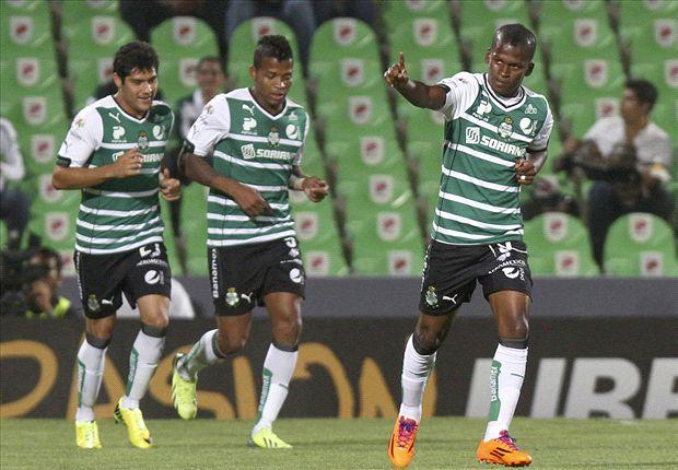 Santos calificó a la Liguilla.