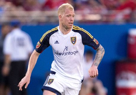 Sounders and RSL trade goals