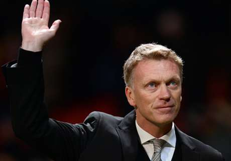 'Proud' Moyes thanks Man Utd fans