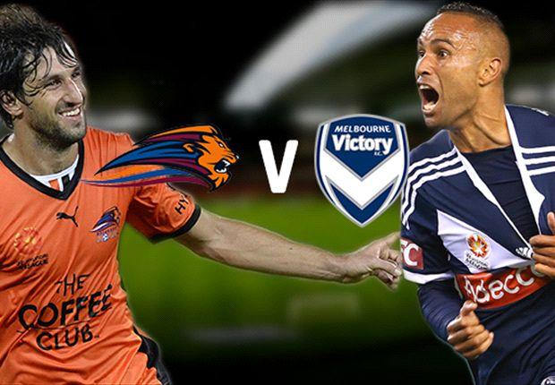 Brisbane Roar-Melbourne Victory Preview: Premiers target Grand Final