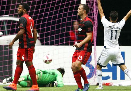 Timbers out as West bracket set