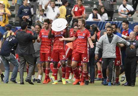 FC Dallas wins Supporters' Shield