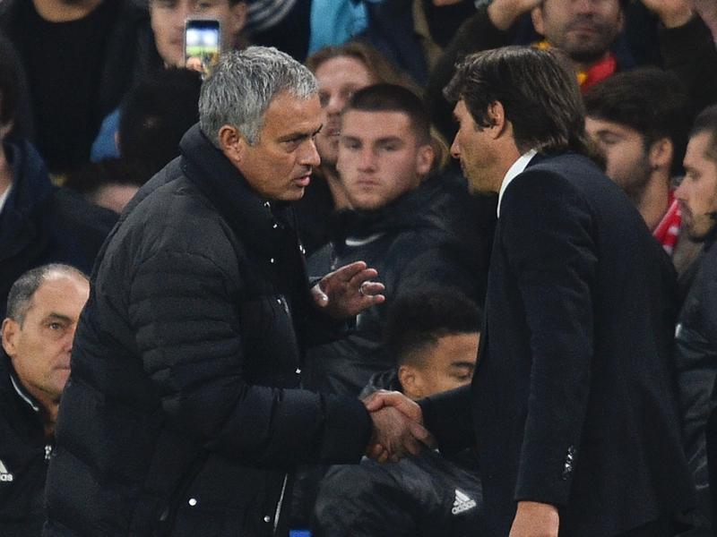 Chelsea, Conte répond à Mourinho