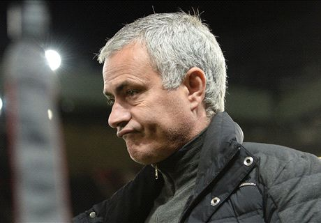 What Mourinho must do to stop skid