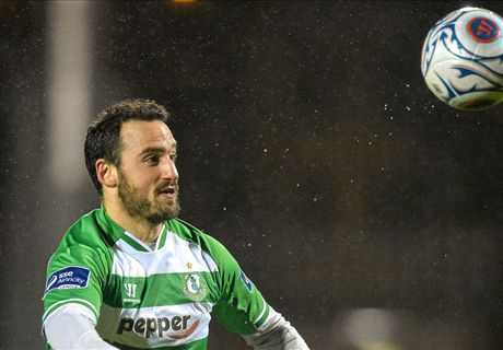 Zayed joins Sligo Rovers on loan