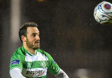 Zayed joins Sligo Rovers