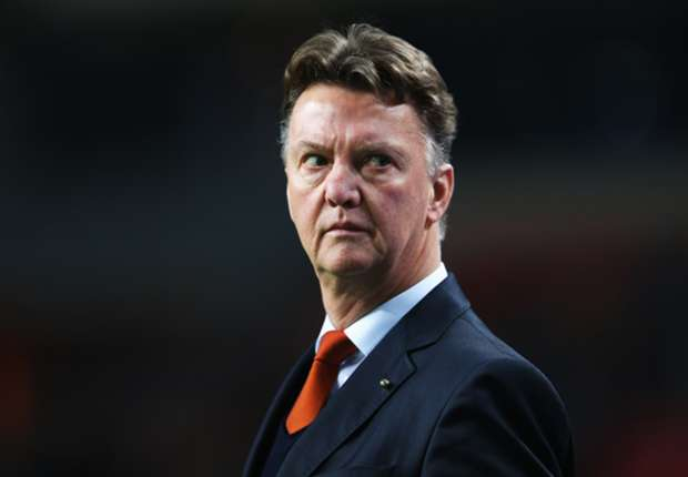 Manchester United deny Van Gaal rumours