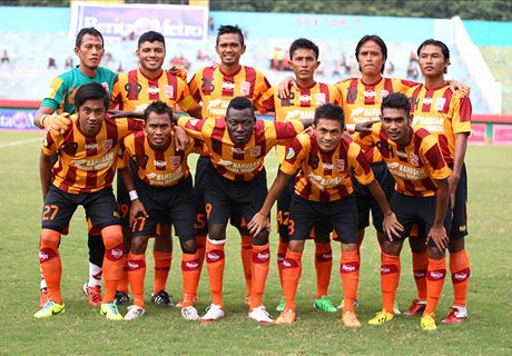 Pusamania Borneo FC Ingin Juara Grup