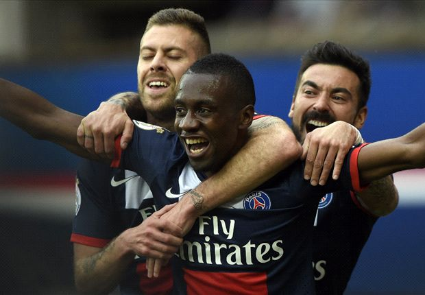 PSG 1-0 Evian: Matuidi puts Blanc's men on the cusp of glory