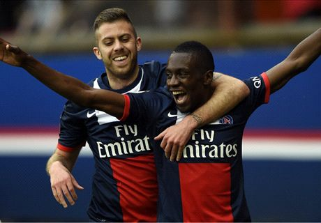 Matuidi puts PSG on the cusp of glory