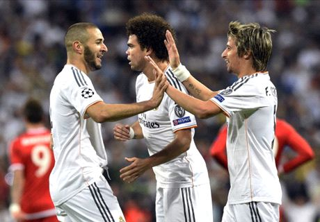 AO VIVO: Real Madrid 1 x 0 Bayern