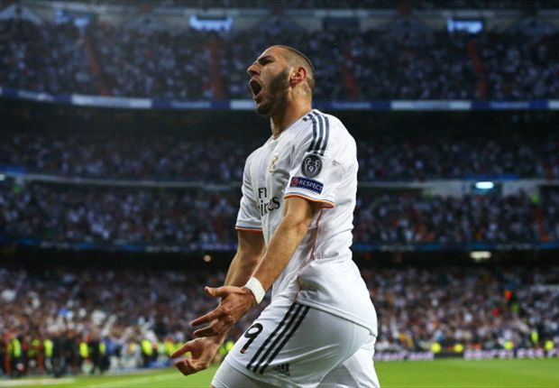 Real Madrid 1-0 Bayern: Benzema gives Ancelotti's men slender first-leg advantage