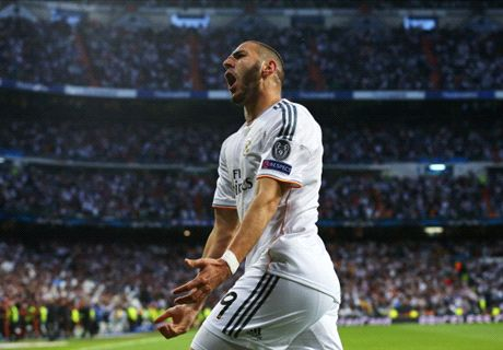 Benz gives Madrid edge over sterile Bayern