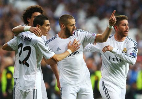 Real Madrid draw first blood against toothless Bayern Munich