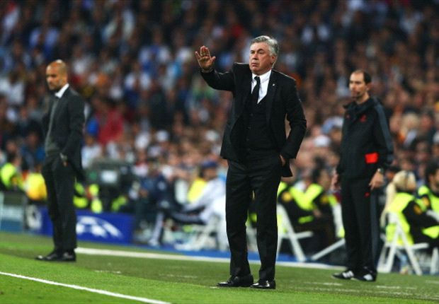 Ancelotti: Bayern's slow pace suited Real Madrid