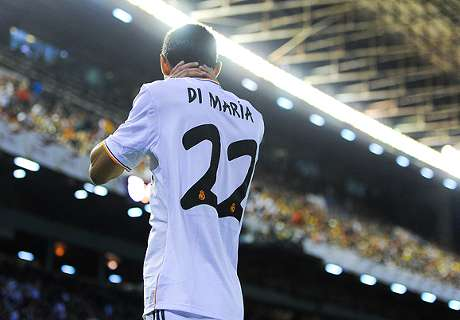 Di Maria voted midfielder of 13-14