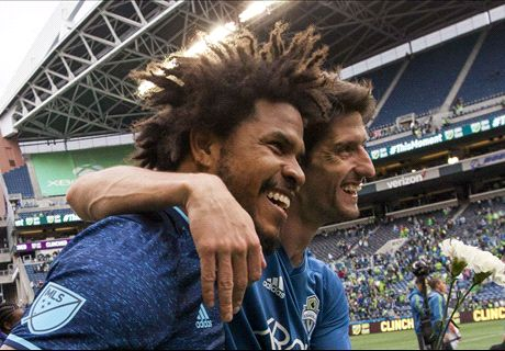 MLS Wrap: Sounders show mettle in win
