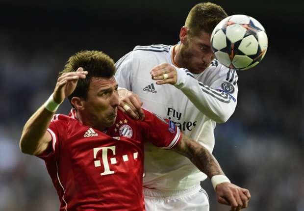 Ramos, Mandzukic, Luiz & the stars one yellow card away from missing the Champions League final