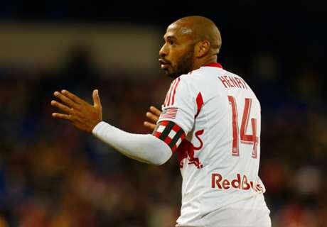 Equipe de France, Henry ravi pour les Bleus