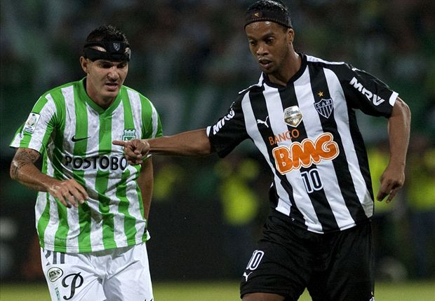 Nacional de Medellín eliminó al Atlético Mineiro