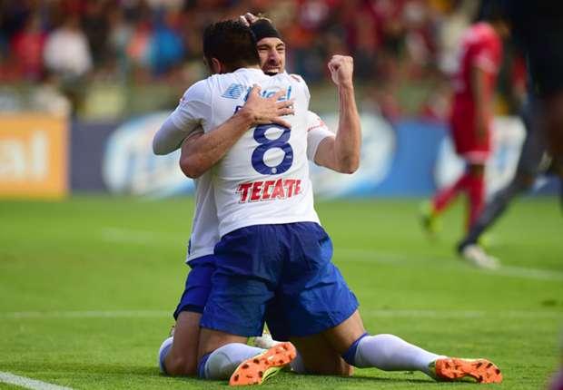 Pavone marcó el gol que le dio el título a Cruz Azul.